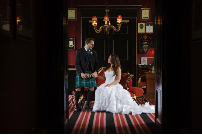 Prestonfield Wedding Photography