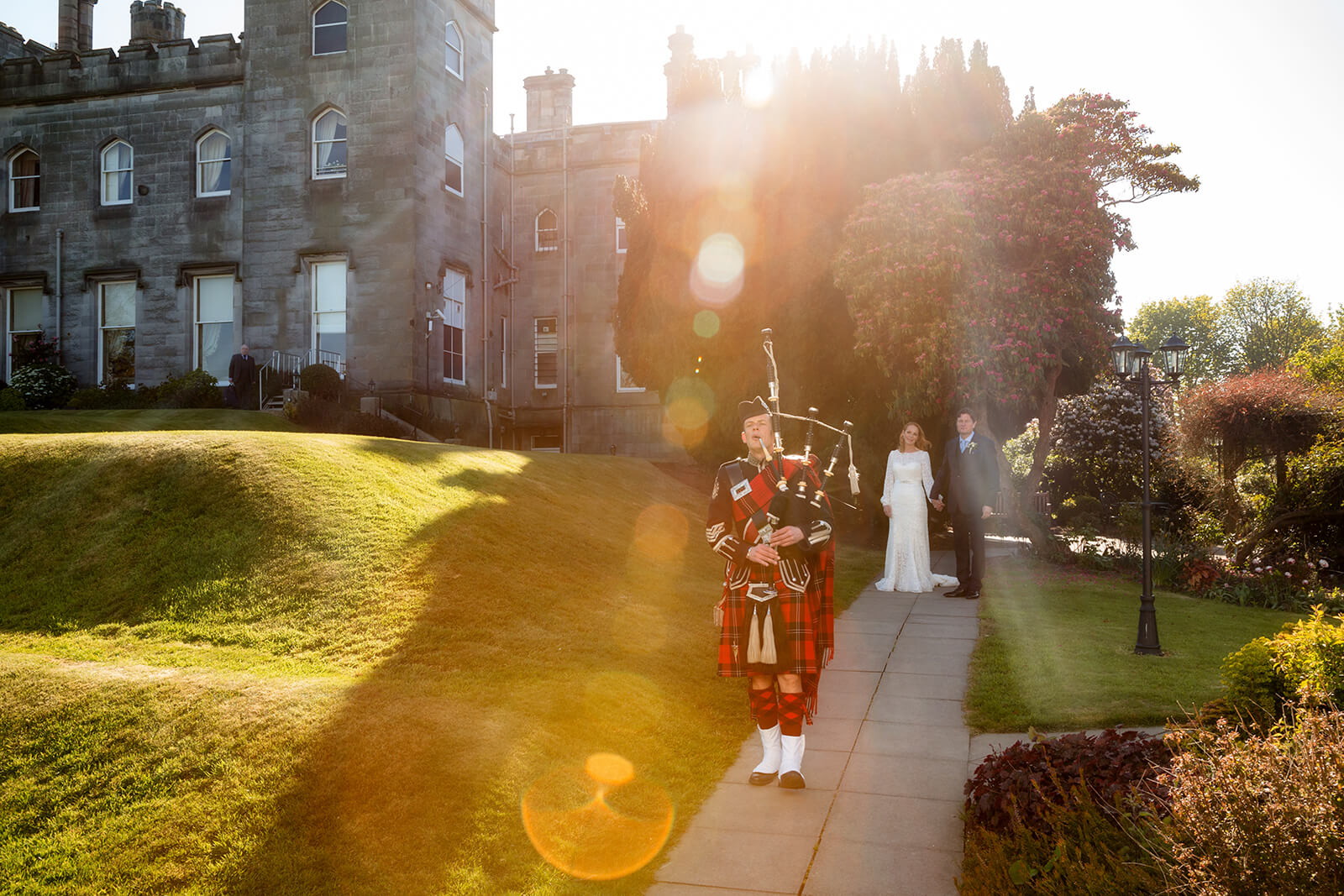 Wedding Photography Dundas Castle