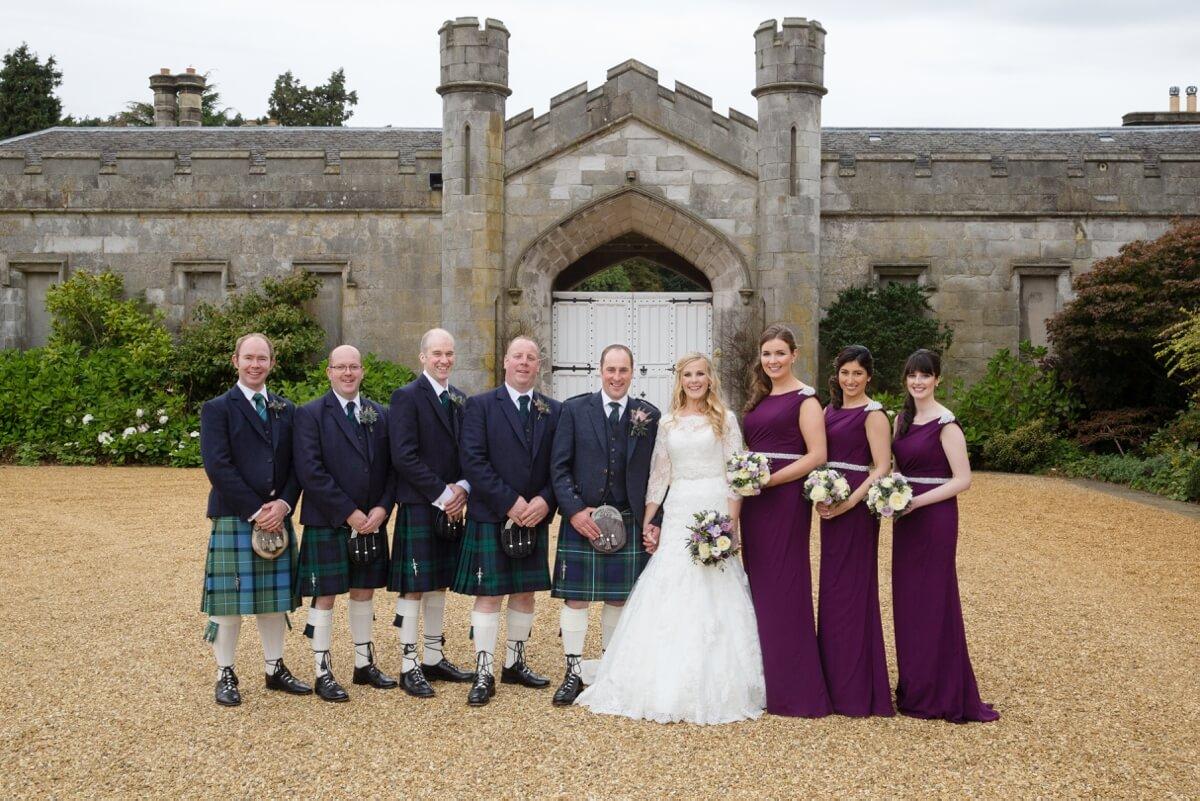 Dundas Castle Wedding Photographer