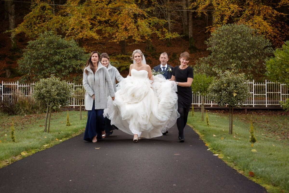 Drumtochty Castle Wedding Photography