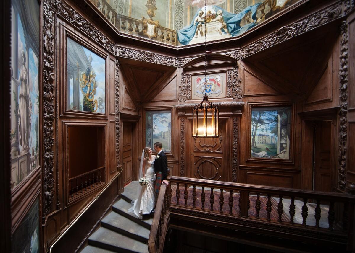 Hopetoun House Wedding Photography