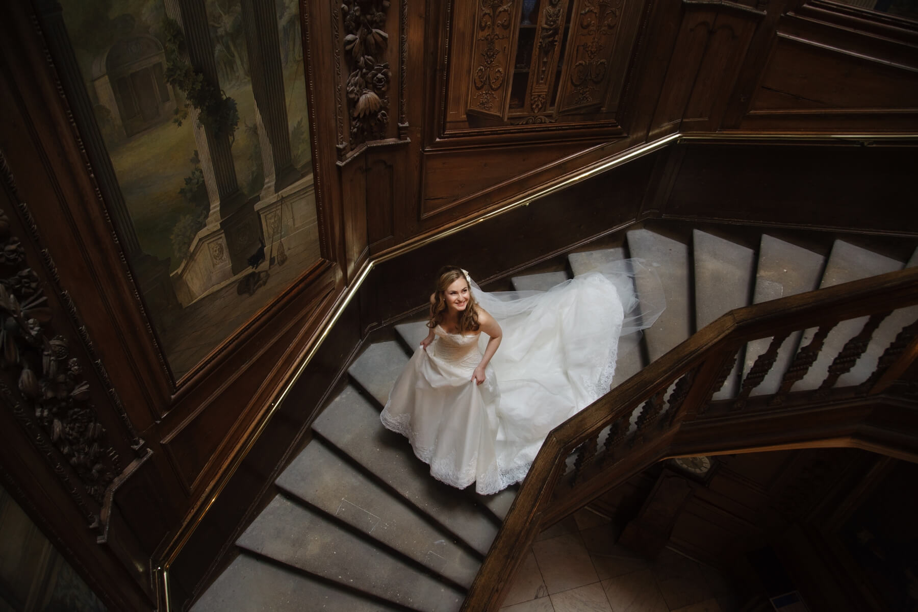 Hopetoun House Wedding Photography