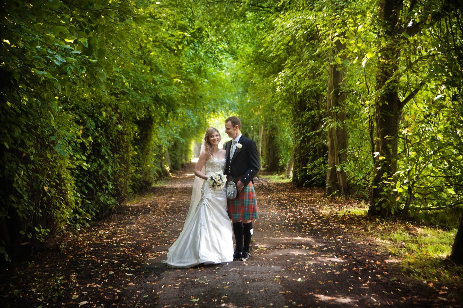 Hopetoun House Wedding Photographer