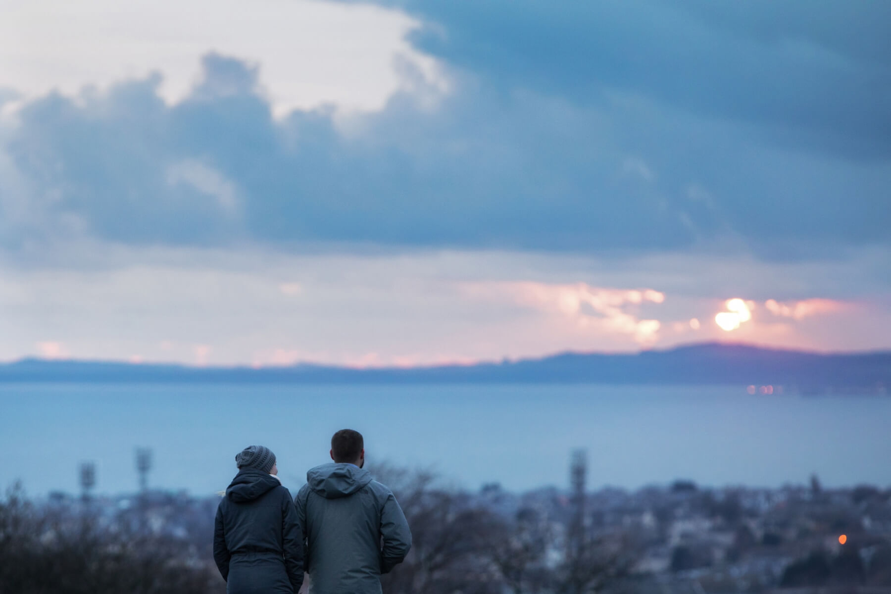 Calton Hill Proposal Shoot