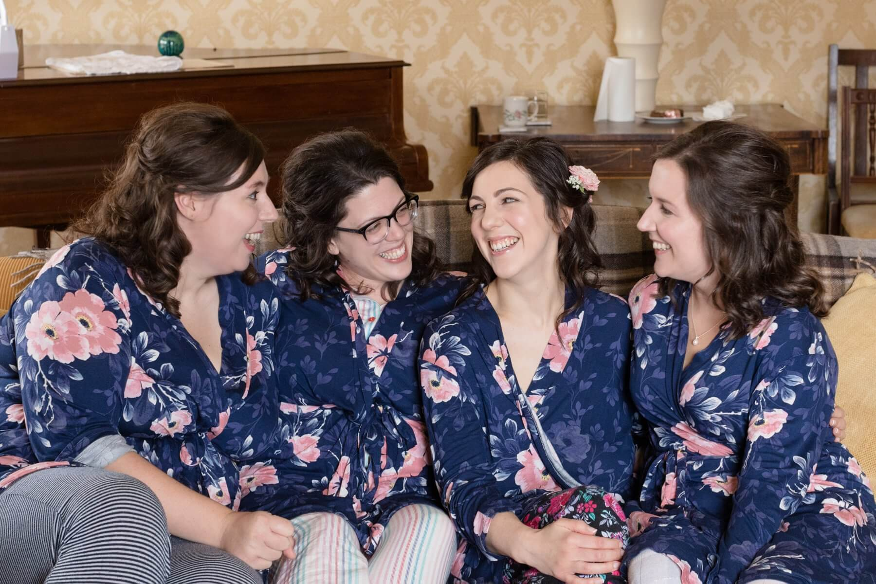 Carphin House Wedding photography