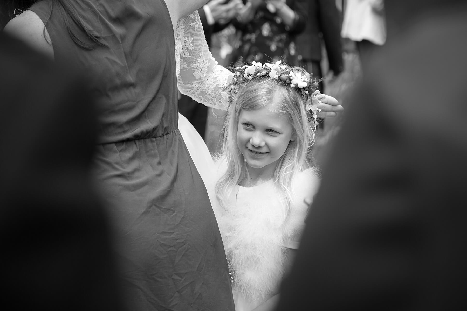Drumtochty Castle wedding photography by Blue Sky Photography