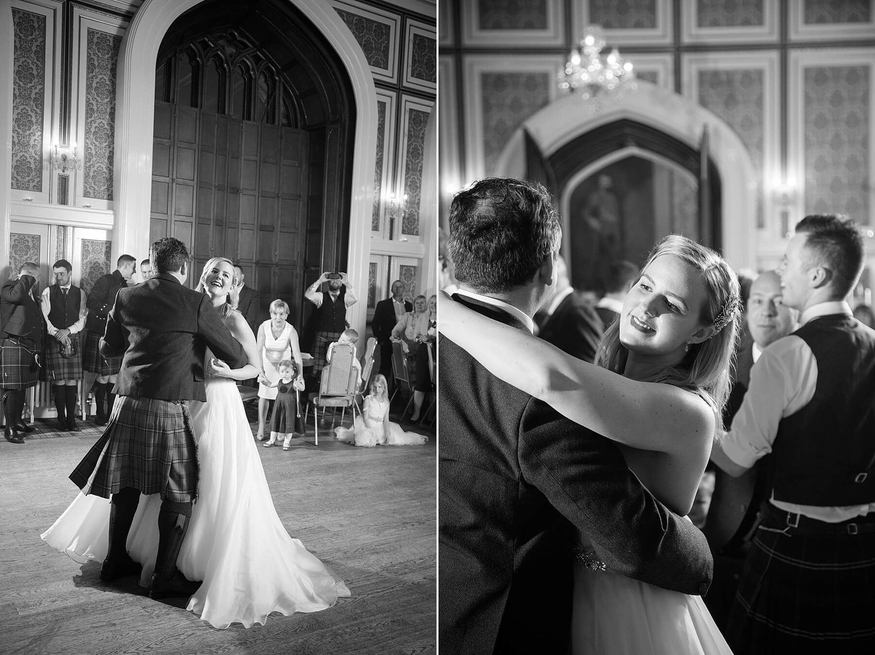 Drumtochty Castle Wedding Photos