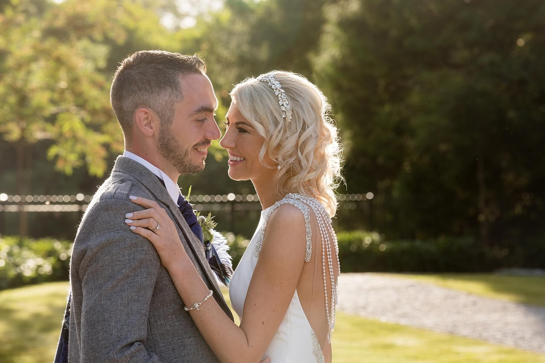 Crossbasket Castle Wedding Photography