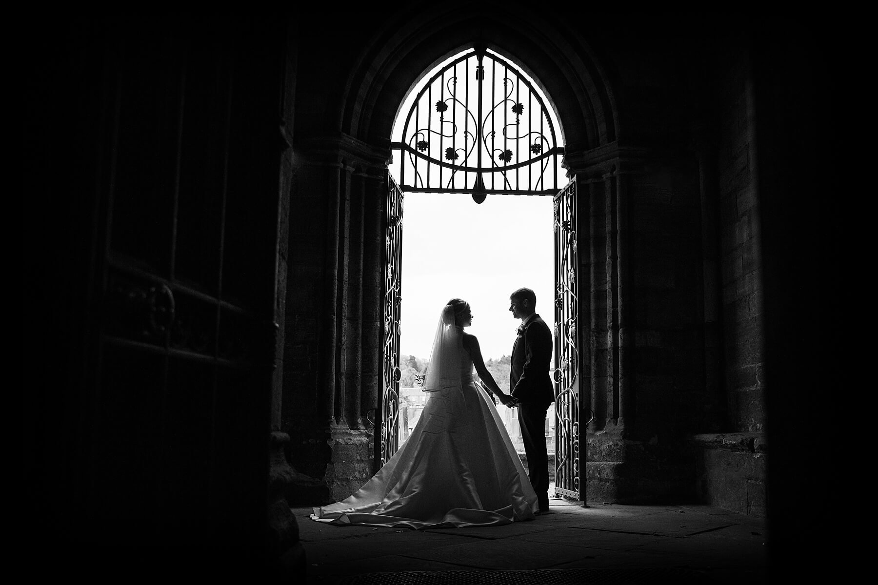 Linlithgow Palace wedding