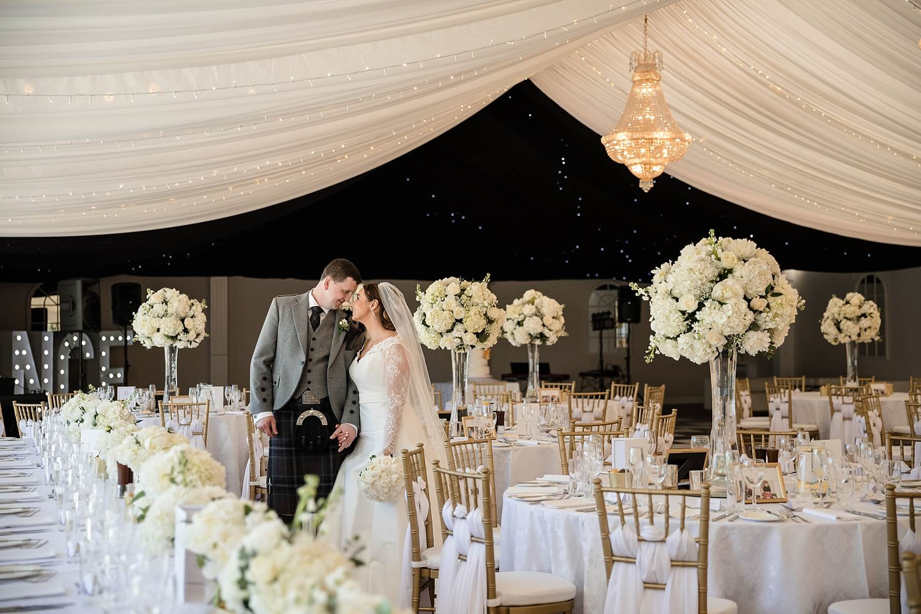 Mar Hall Wedding