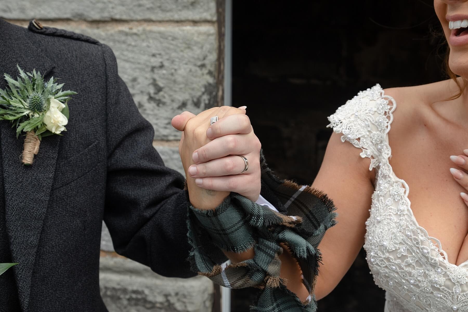 Dundas Castle Wedding Photos