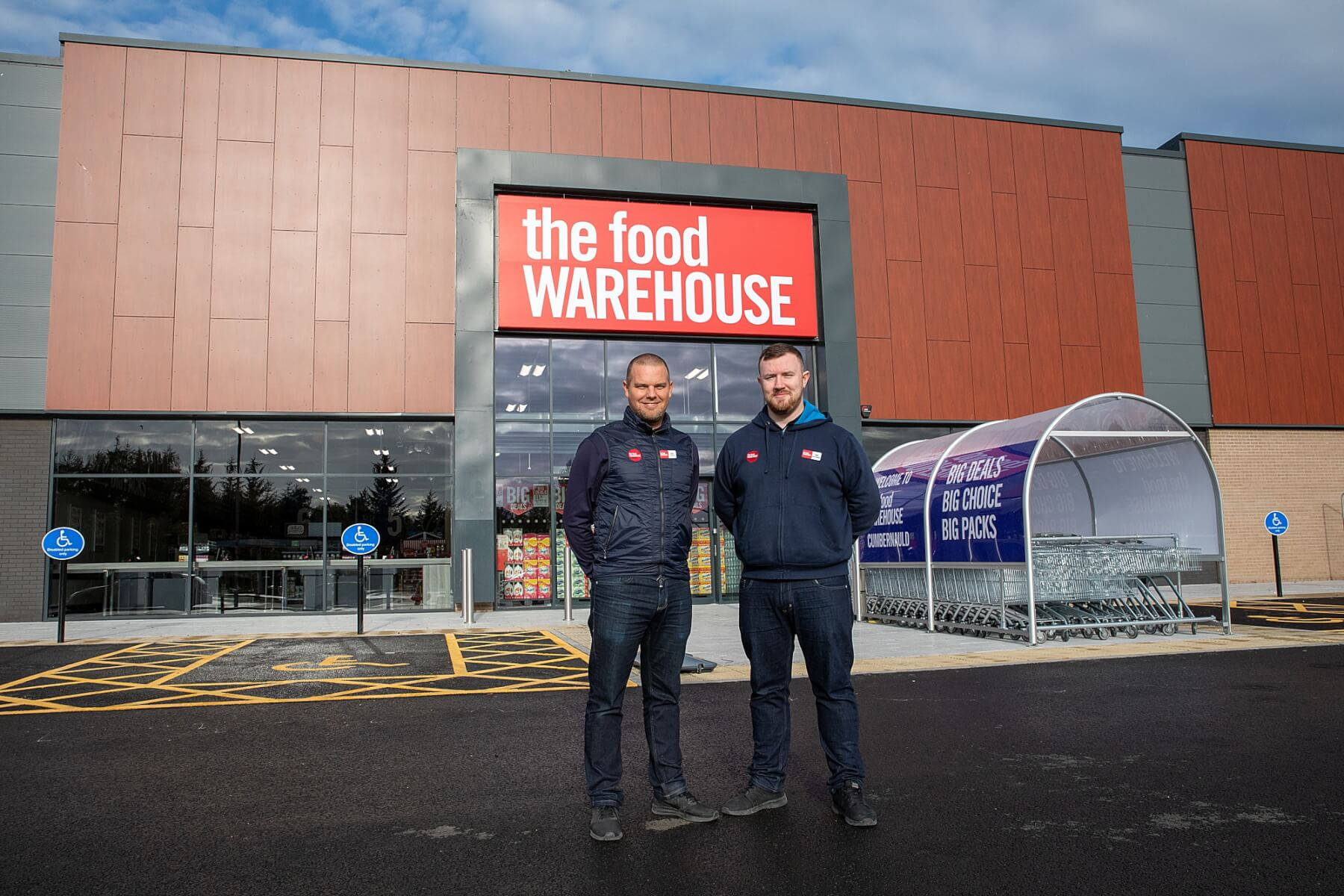 Food Warehouse Cumbernauld