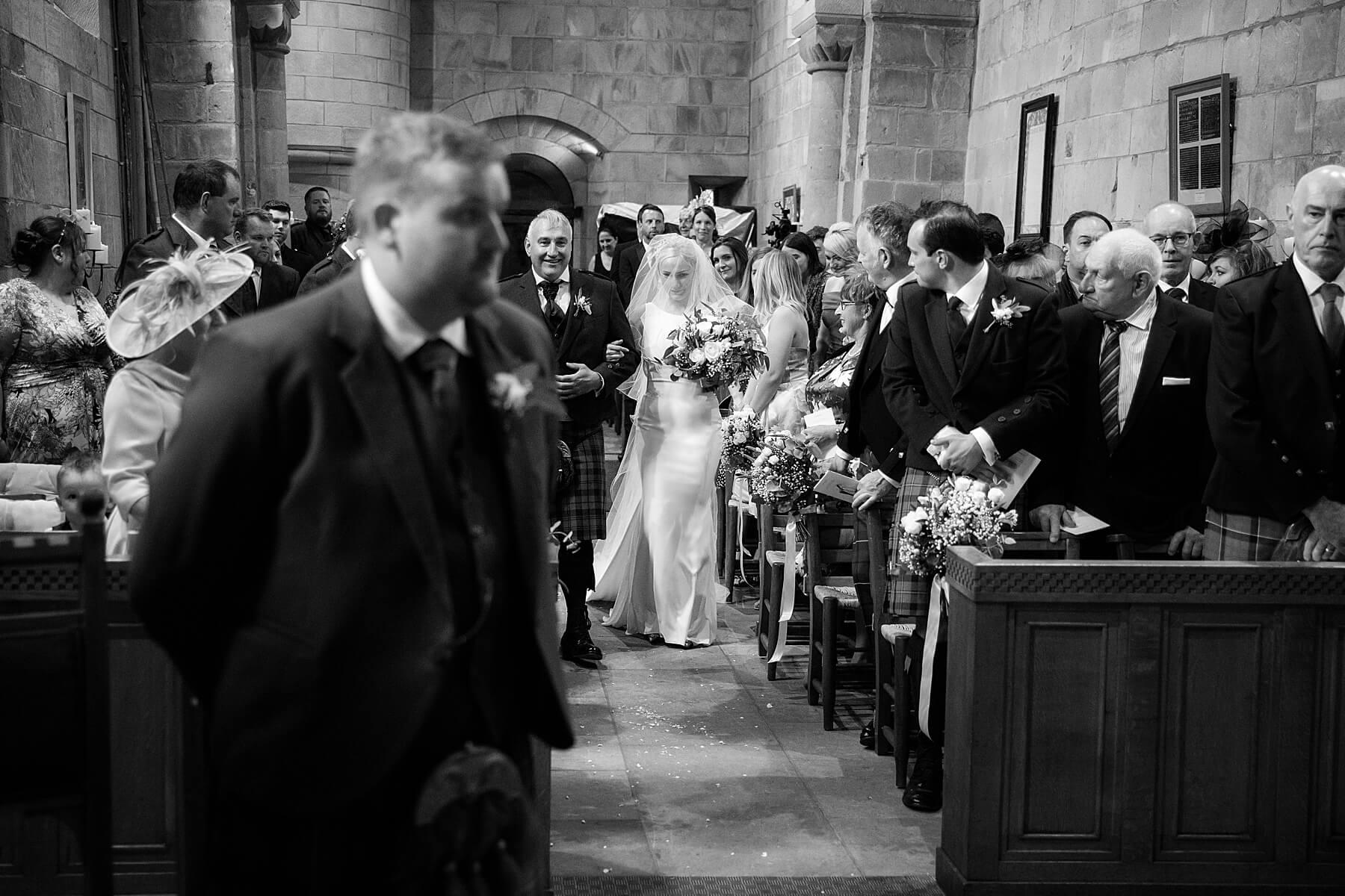 Dalmeny Kirk Wedding Photography