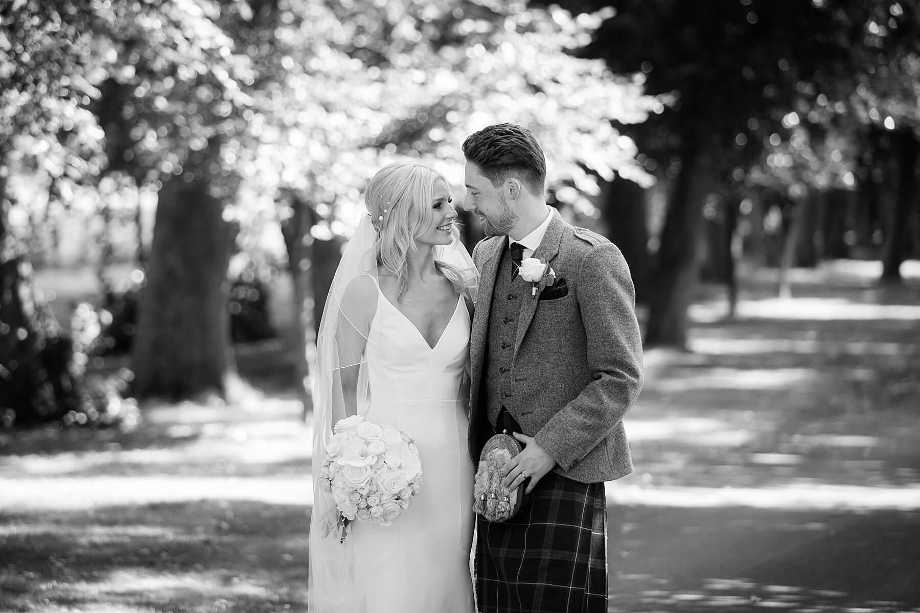 Carlowrie Castle Wedding Photographer Edinburgh