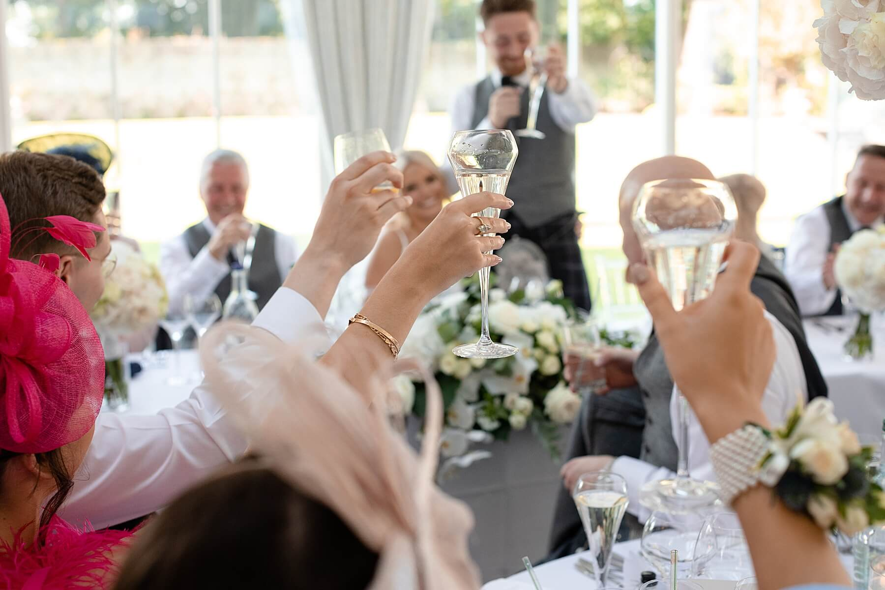 Carlowrie Castle Wedding