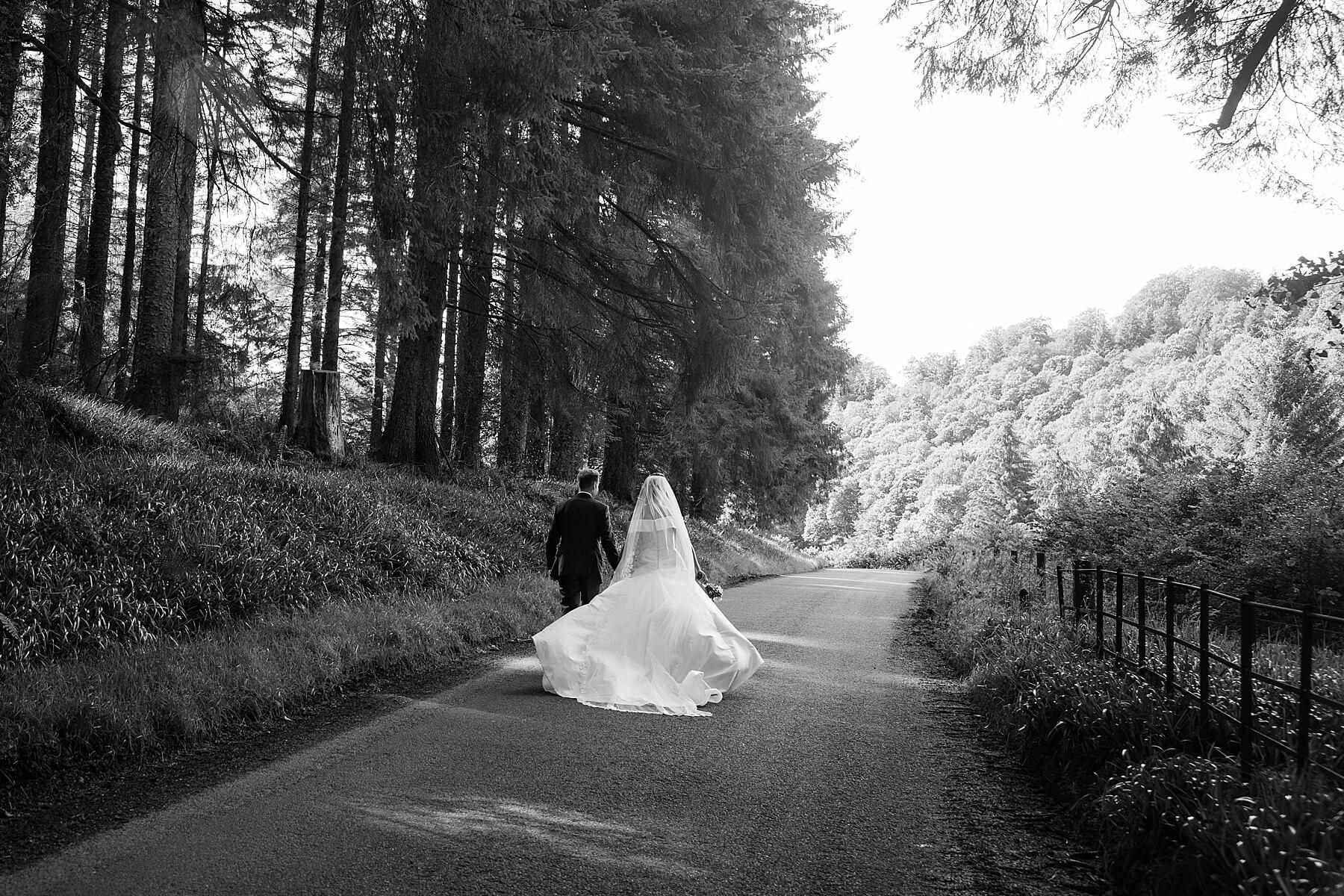 Drumtochty Castle Wedding Photographer