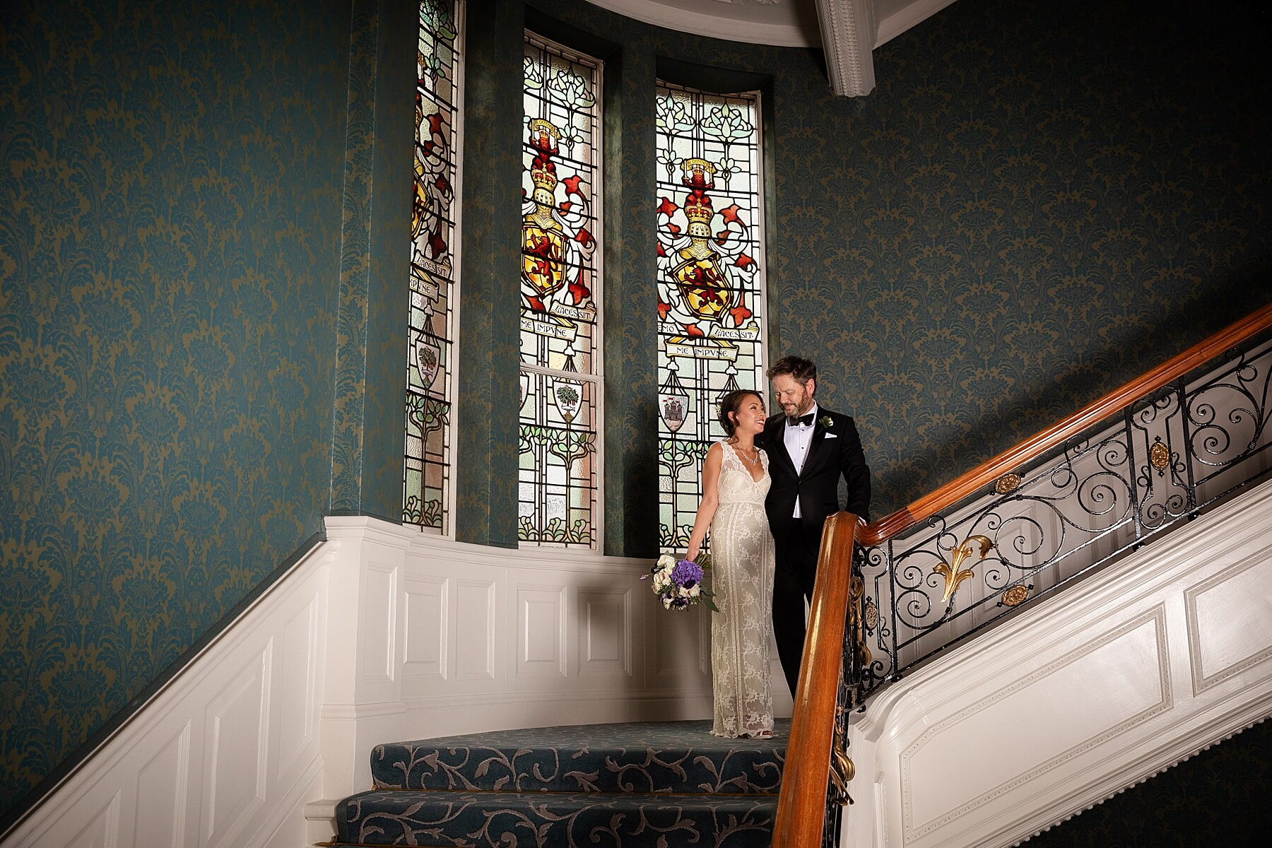 Balmoral Wedding Photographer Edinburgh