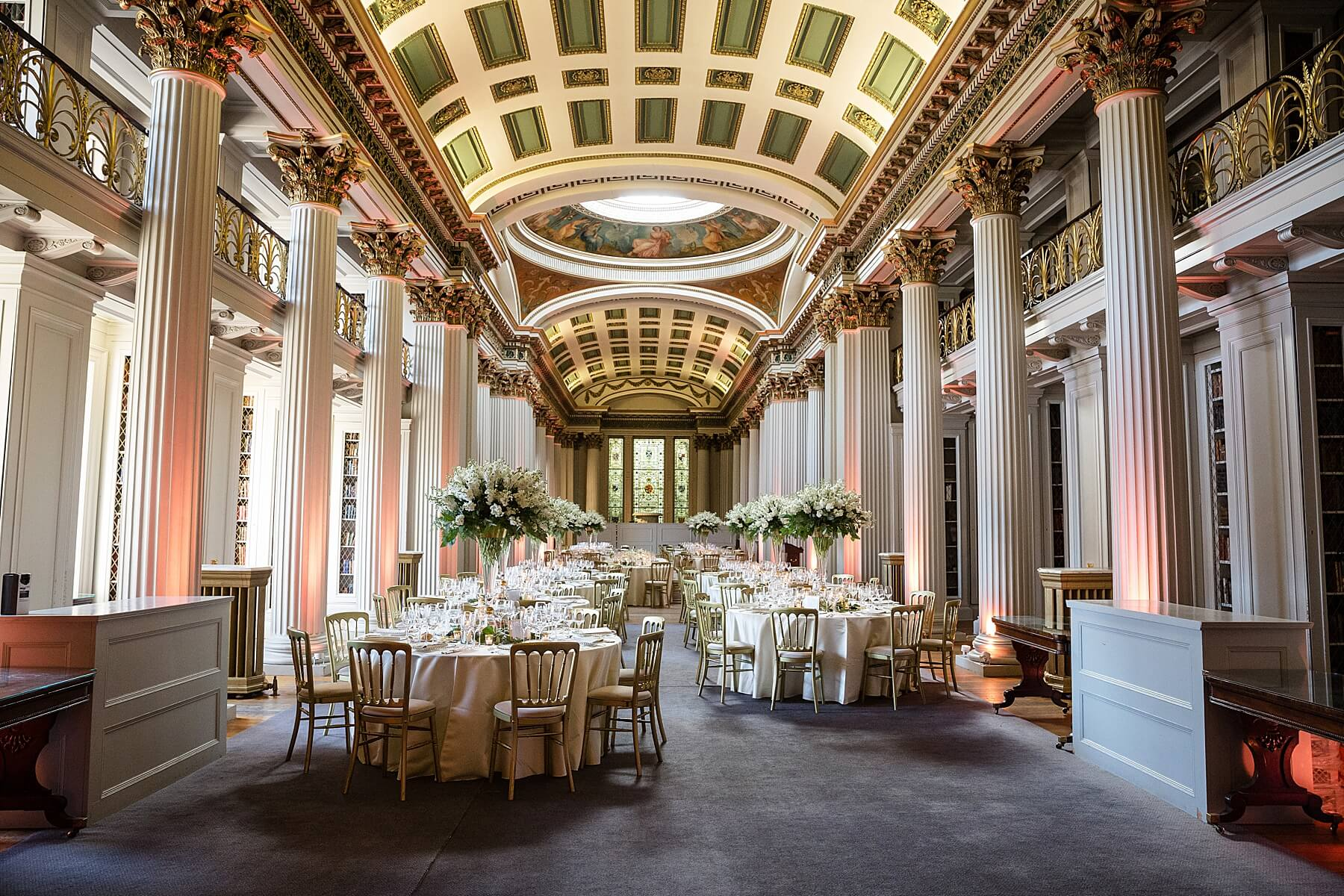Signet Library Wedding Photography