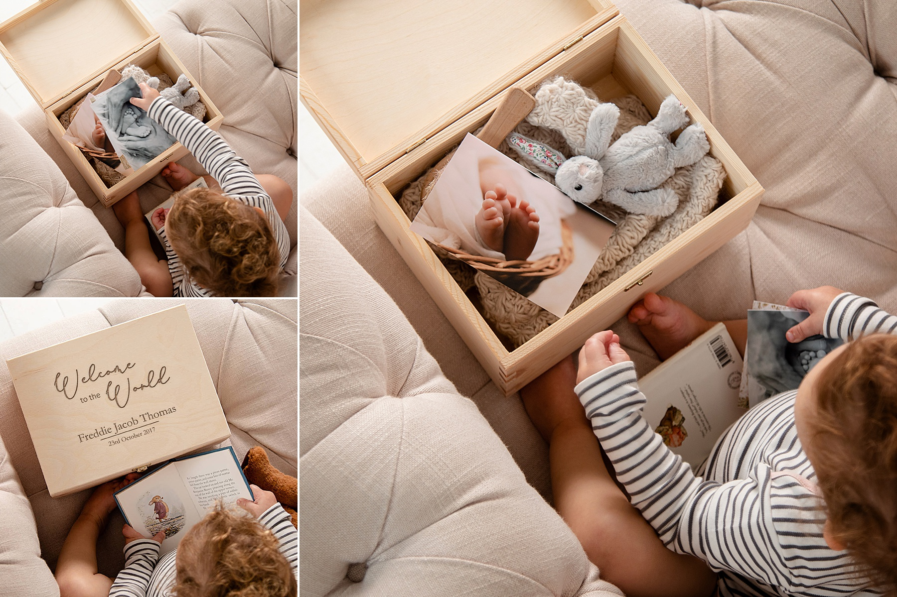 5 creative ways to capture your baby's first year