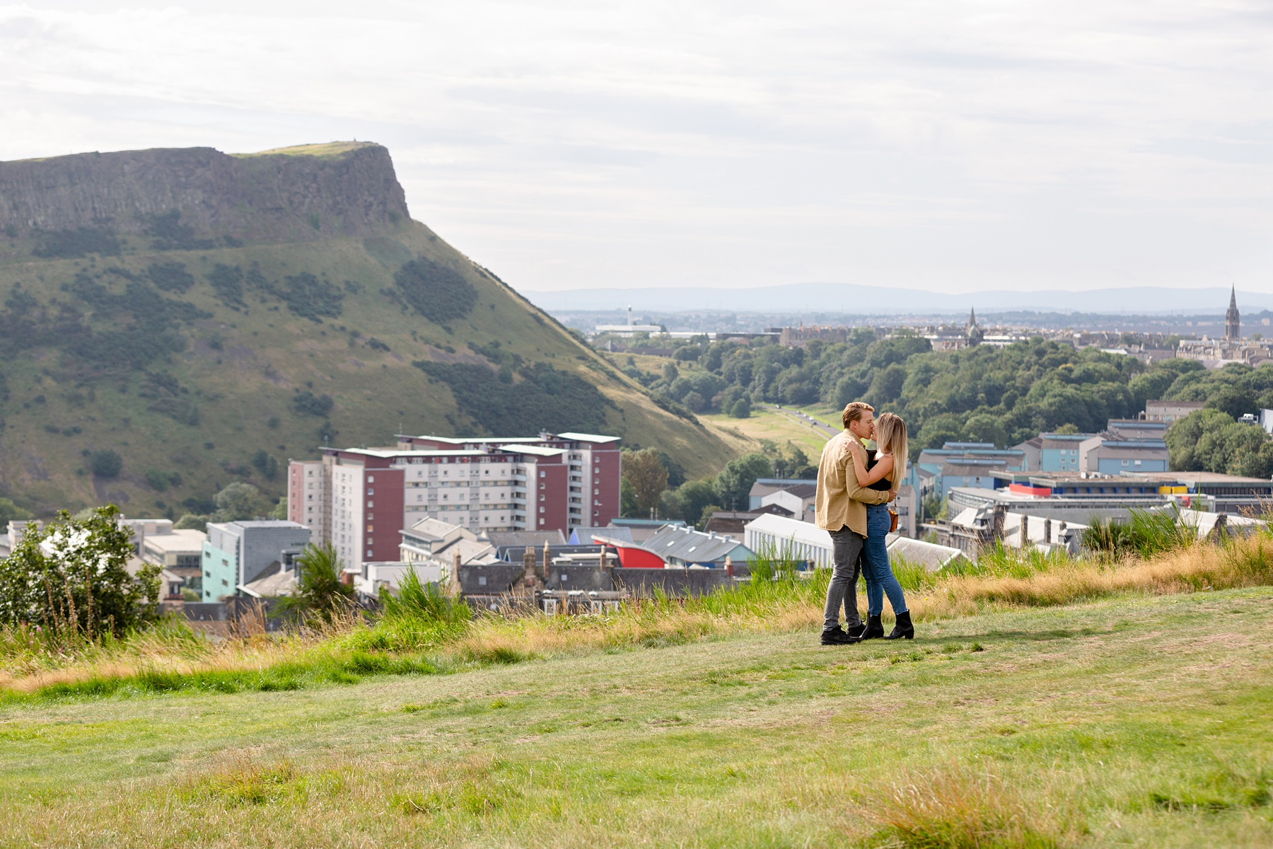Proposal Photoshoot Edinburgh