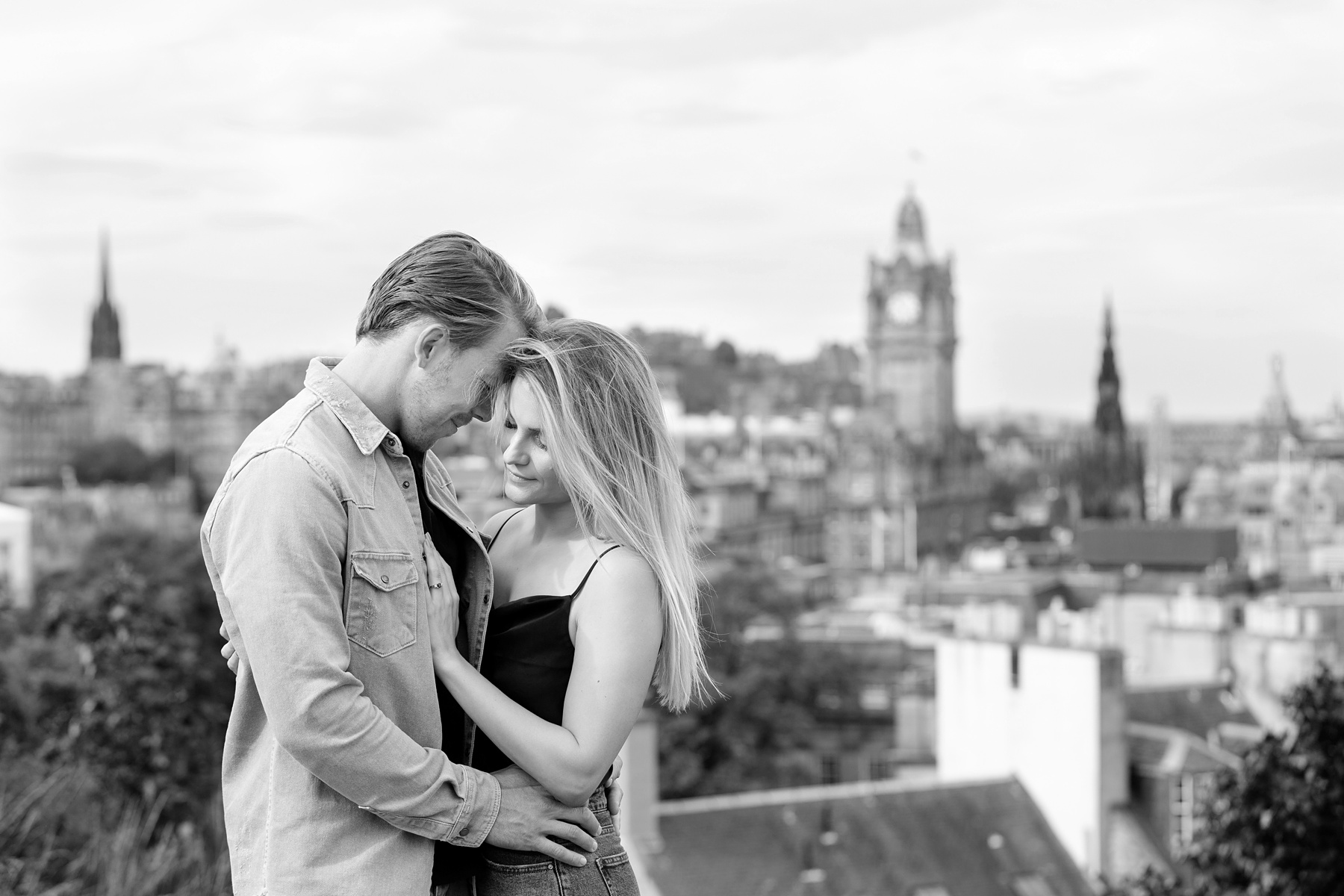 Proposal Photoshoot Calton Hill