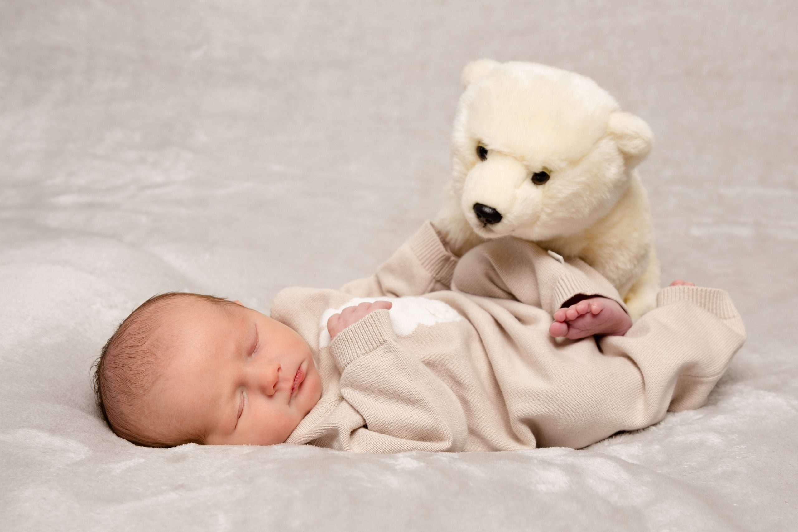 Newborn Photoshoot Edinburgh