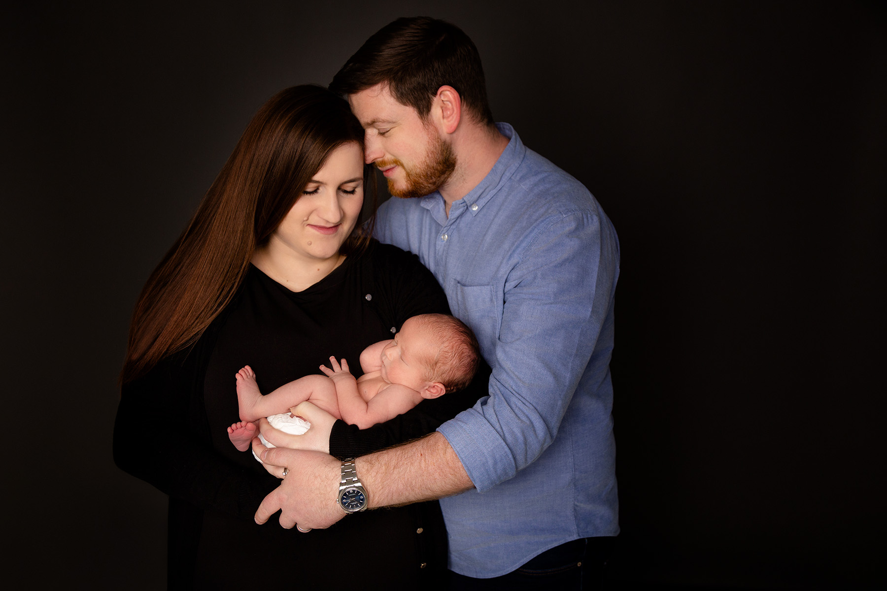 Newborn Photoshoot Edinburgh