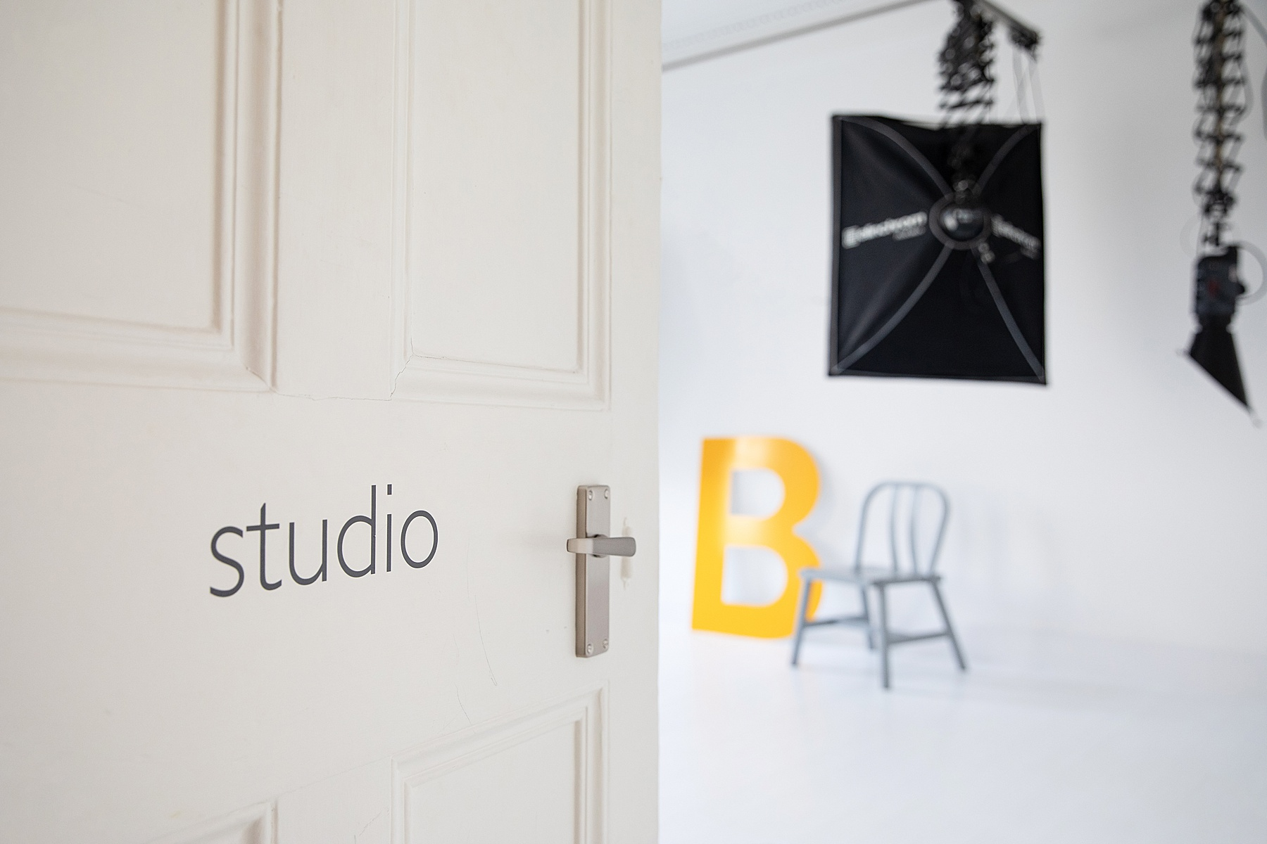 Edinburgh photography studio