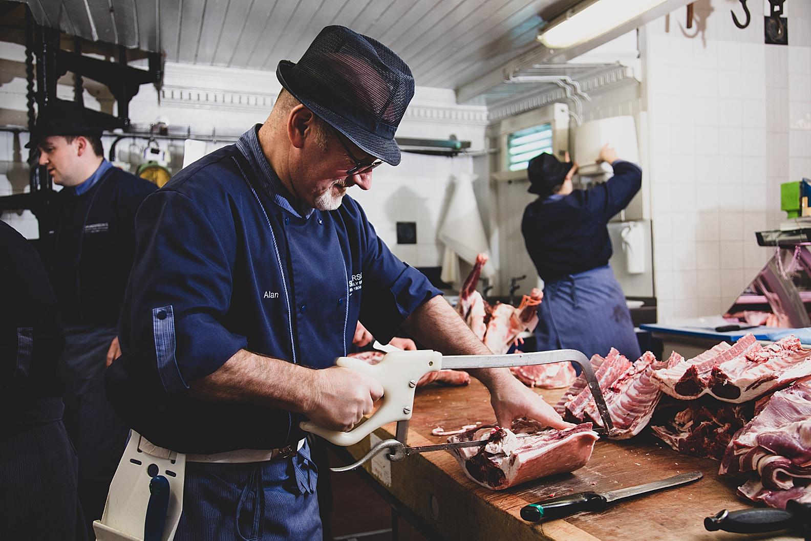 Butchers Edinburgh