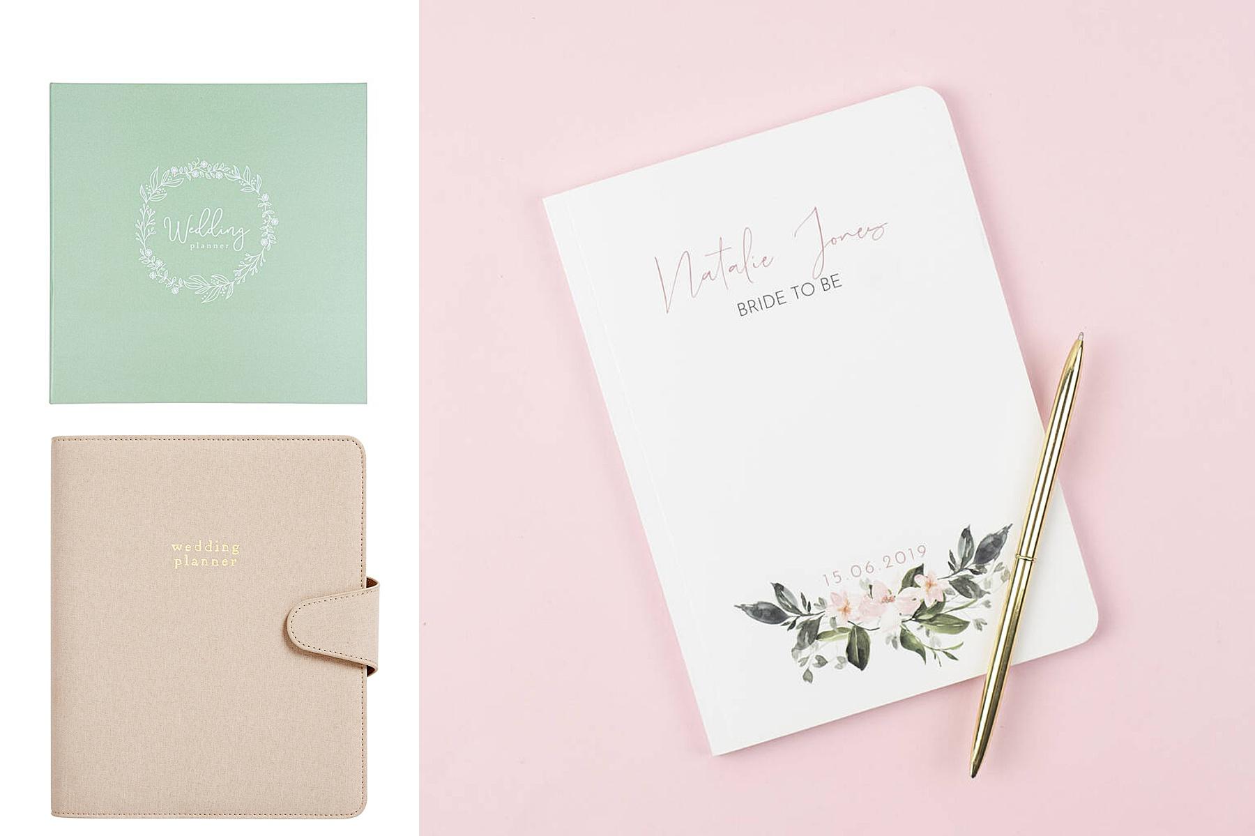 Best Wedding Planning Journals