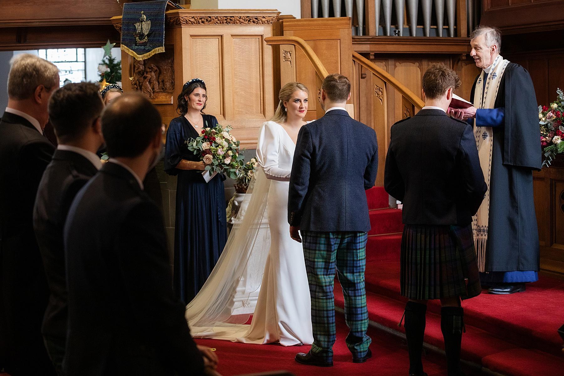 Carmond Kirk Wedding