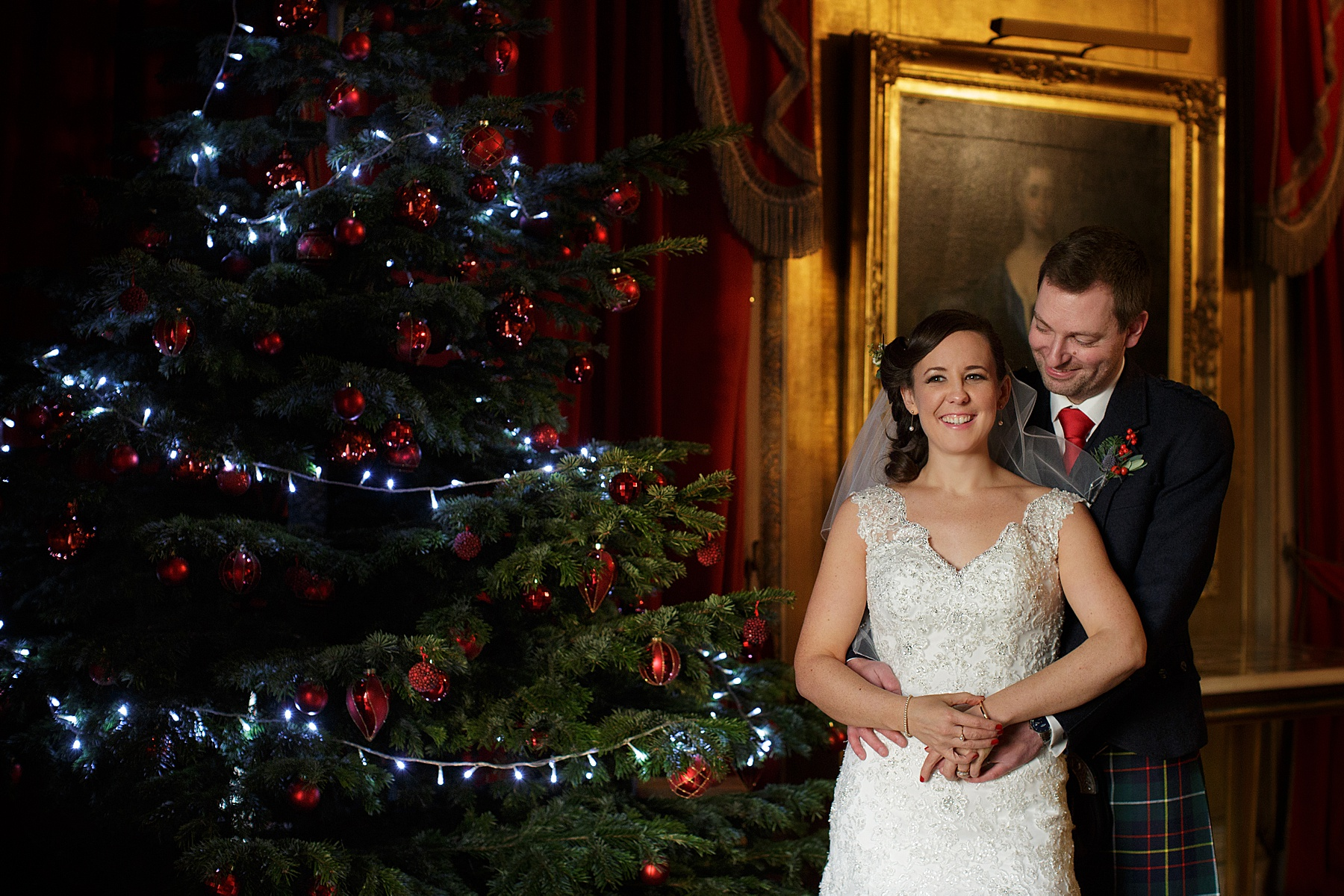 winter weddings scotland