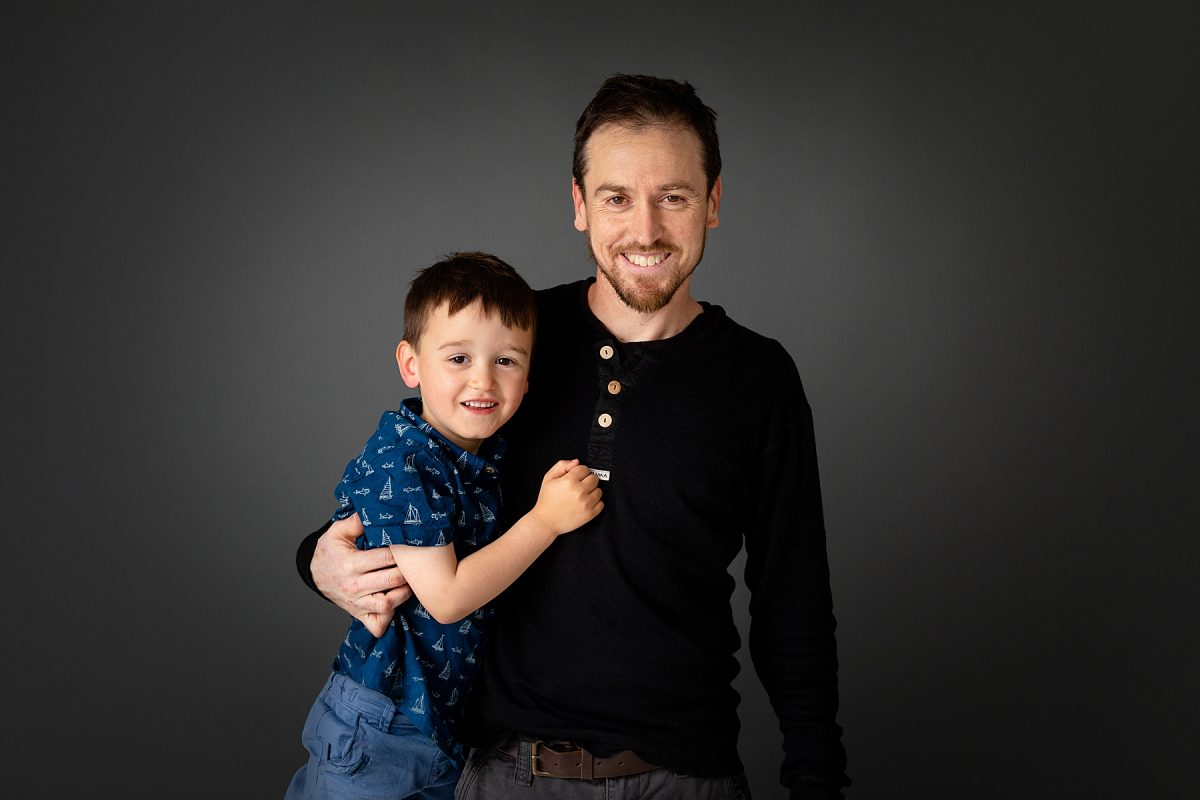 fathers day photoshoot