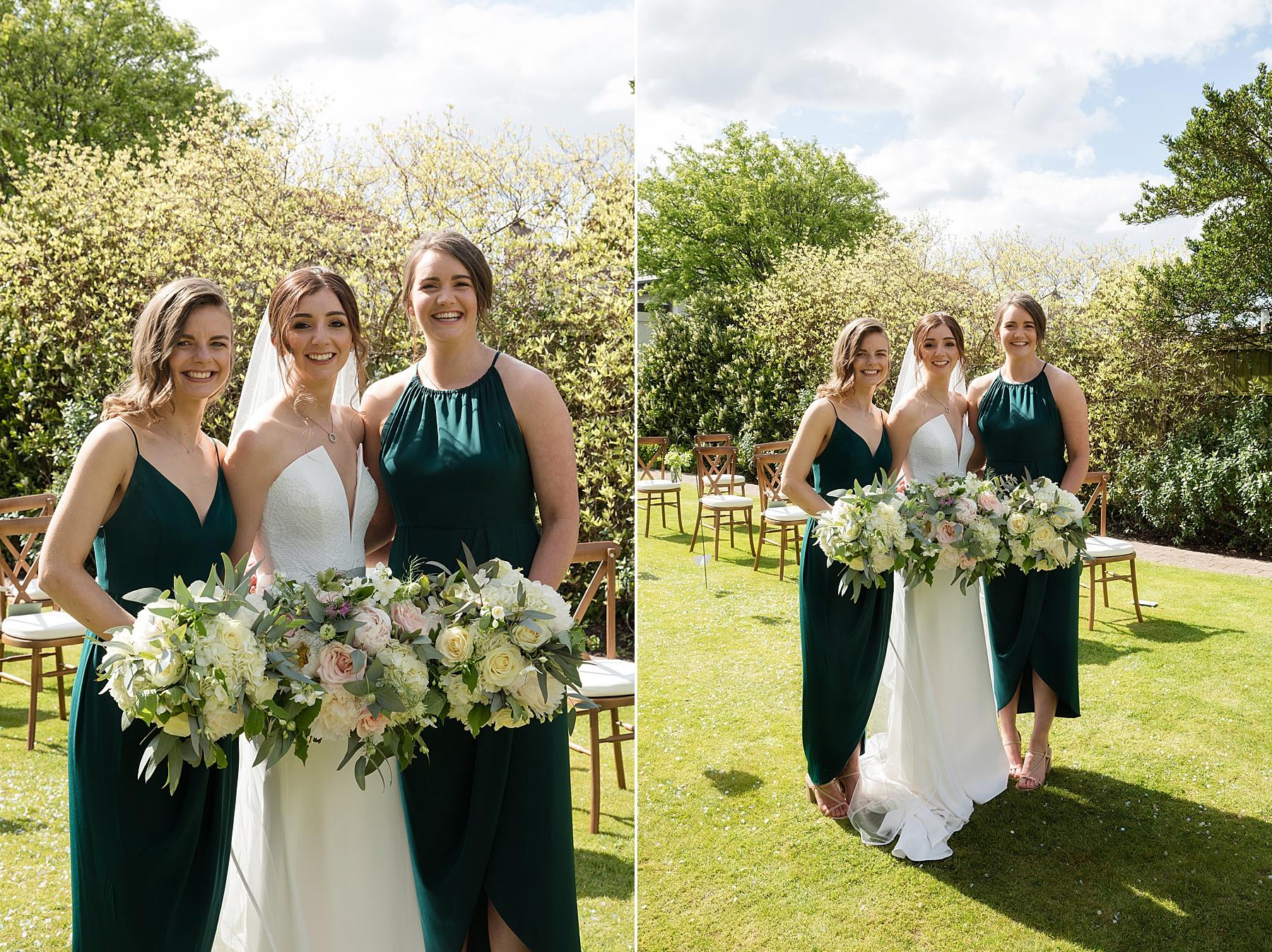 Edinburgh Garden Wedding