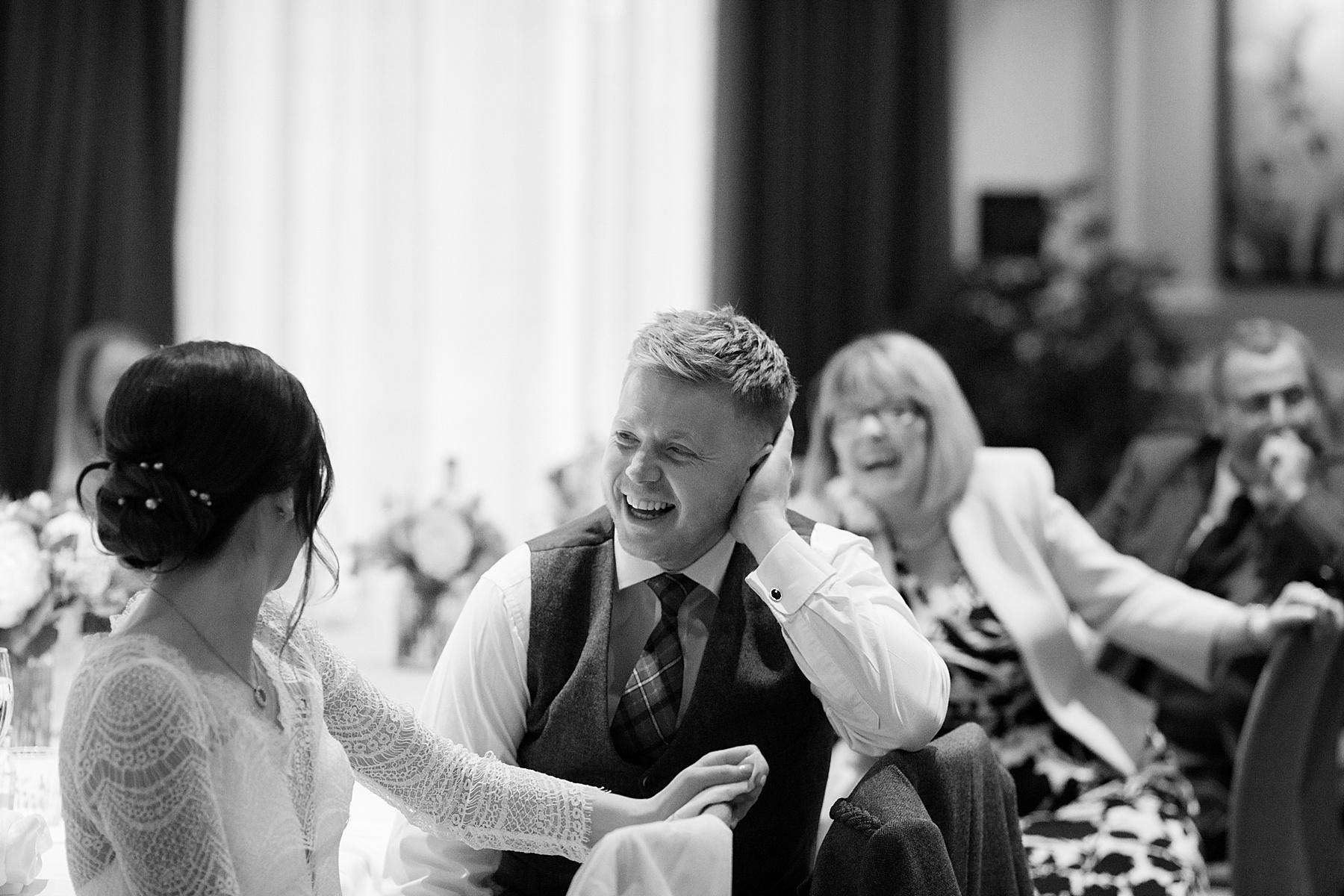 Kimpton Hotel Wedding Edinburgh