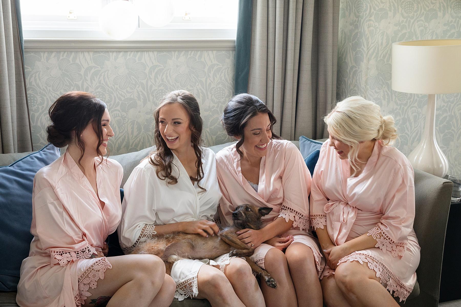 Balmoral Hotel Wedding