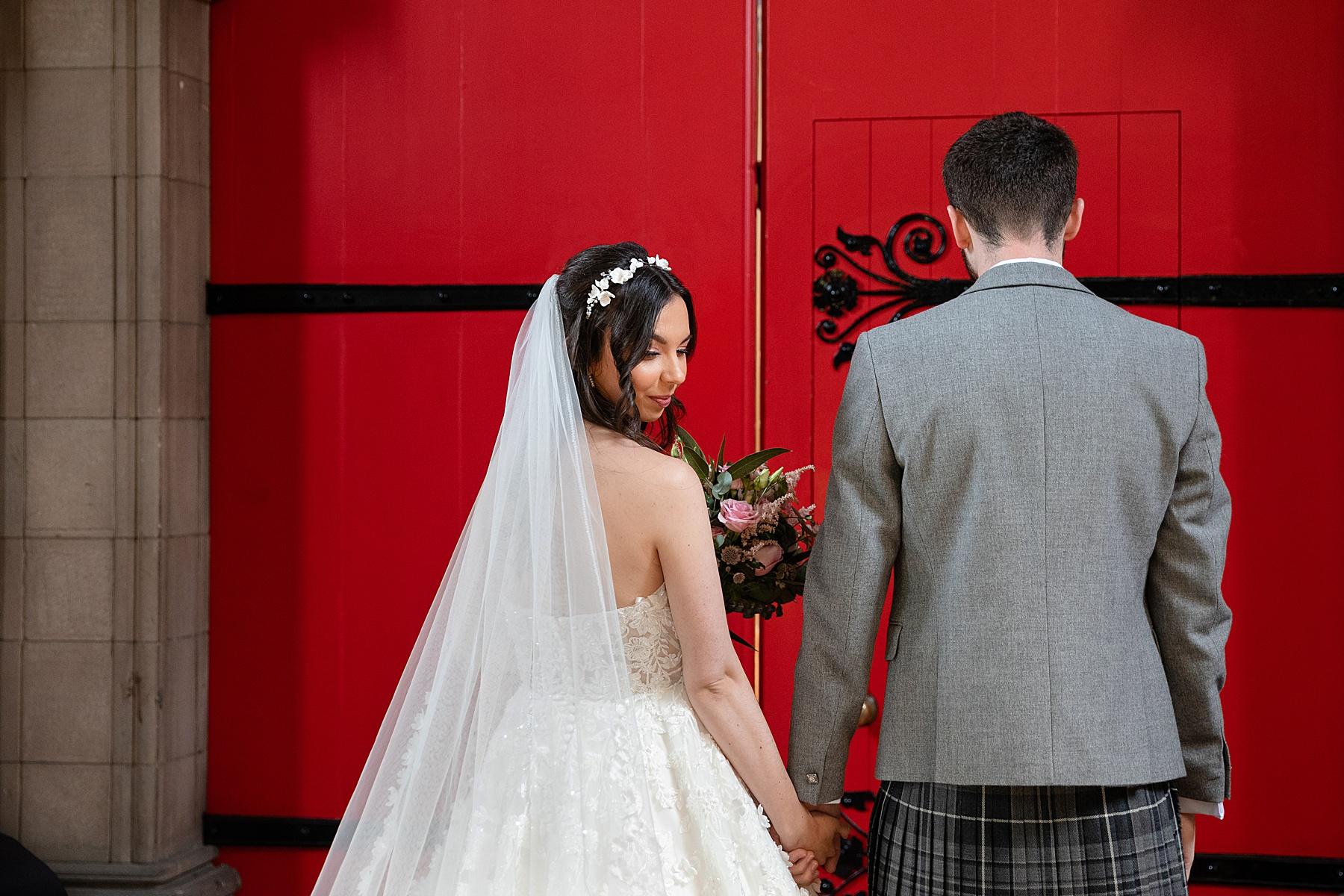 Mansfield-Traquair-Wedding