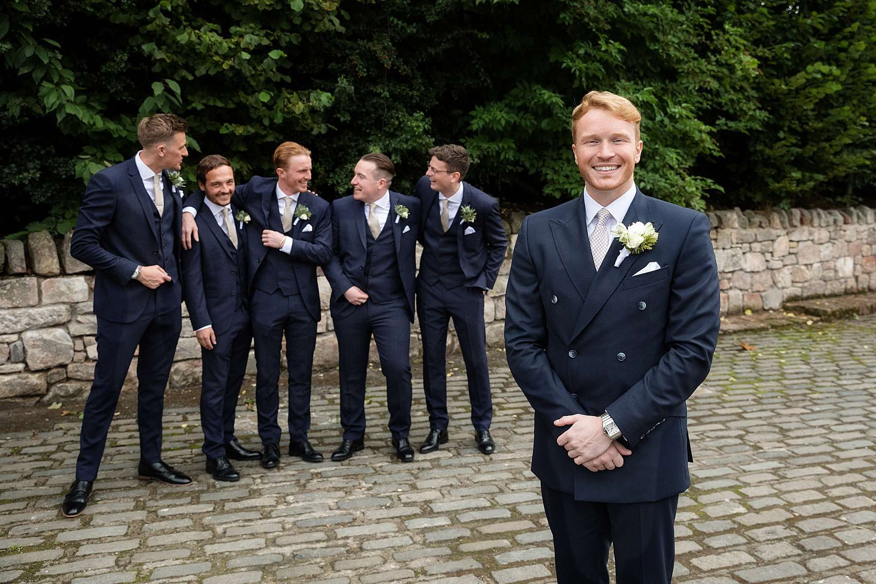 Eskmills wedding