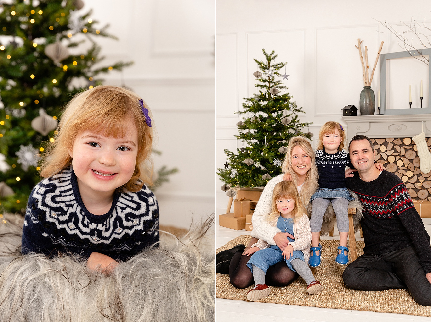 Christmas Photoshoots Edinburgh
