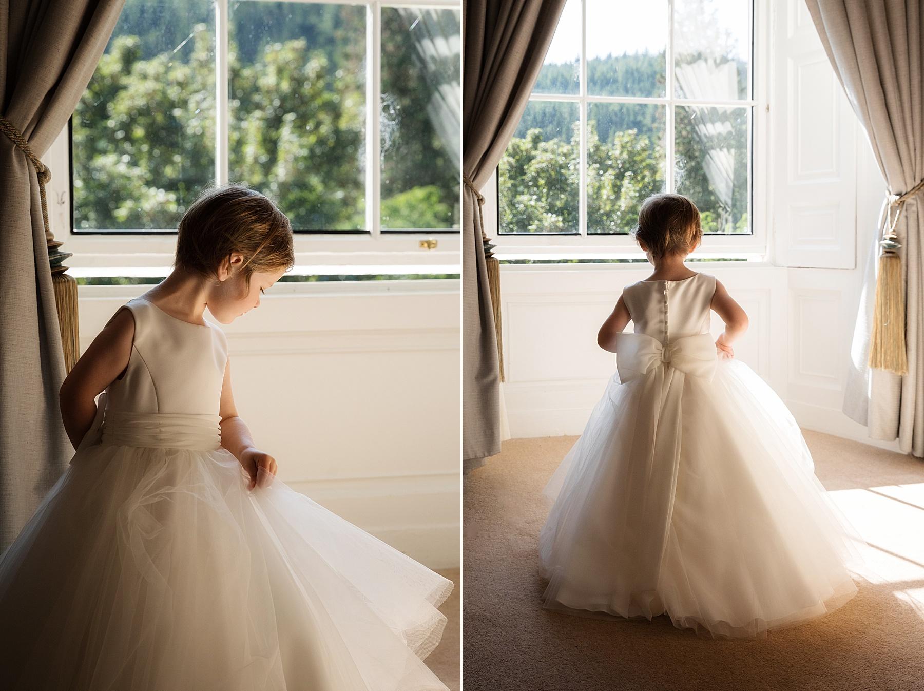 Drumtochty castle wedding